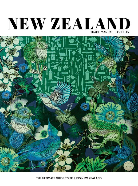 New Zealand Trade Manual Issue 16 Cover